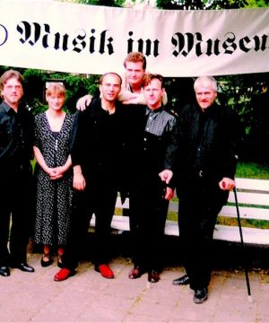 "1997 Germany, Peter Schenderlein ""United String Quartet"""