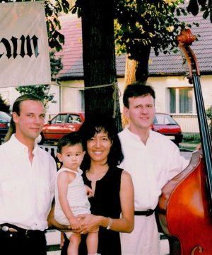 2001 Germany, Marta Karassawa, Stefan K Herzberg, Christian Steeger