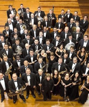 2013 Brazil, Symphonic Band of the State of São Paulo