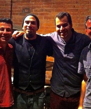 2014 Brazil, Mike Ricchiuti, Steve Hass, Rubinho Antunes