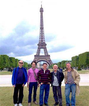 2014 France, Petit Comité