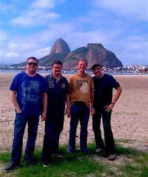 2016 Brazil, André Juarez Quartet